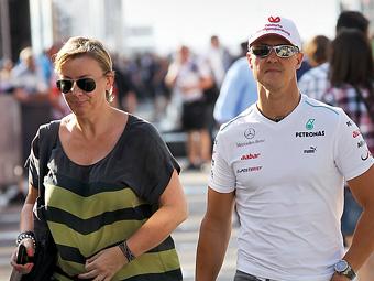 Менеджер Шумахера начала переговоры с командой Sauber