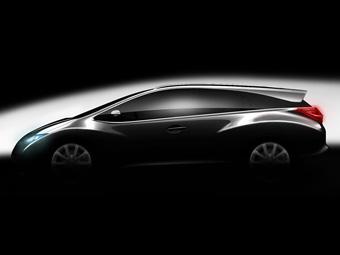 Honda Civic станет универсалом