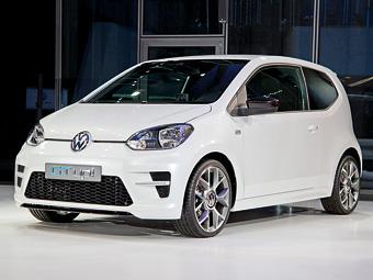 """Руководство VW подтвердило выпуск """"заряженного"""" компакта up!"""