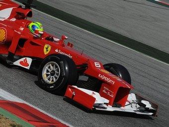 В Формуле-1 ограничились полумерами в борьбе со ступенчатыми носами