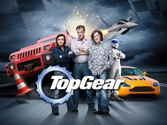 Права на шоу Top Gear перешли к BBC