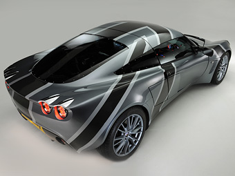 Lotus Exige стал самым быстрым электрокаром Великобритании