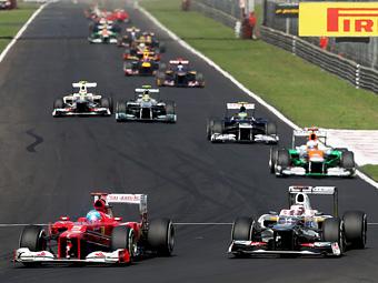 FIA на месяц отложила ратификацию нового Договора согласия