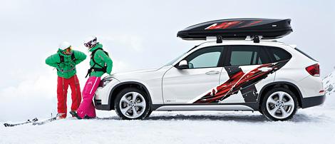 Новинка разработана совместно с производителем лыж K2