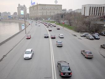 ГИБДД опубликует сведения обо всех московских автомобилях