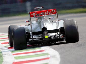 Перед Гран-при Японии пилотам McLaren заменят коробки передач