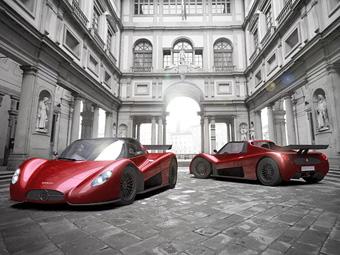 В Италии возродят производителя спорткаров Ermini