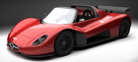 Под этой маркой будут выпускать полноприводный заднемоторный автомобиль