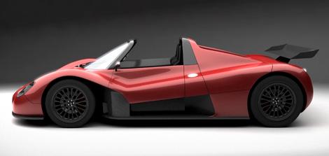 Под этой маркой будут выпускать полноприводный заднемоторный автомобиль. Фото 1