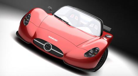 Под этой маркой будут выпускать полноприводный заднемоторный автомобиль. Фото 2