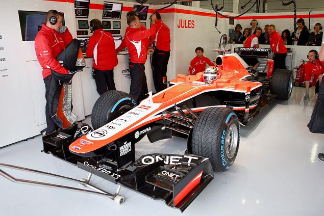 Как устроена работа команд Формулы-1 во время гонок. Фото 2