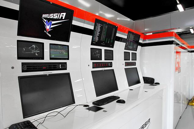 Как устроена работа команд Формулы-1 во время гонок. Фото 4