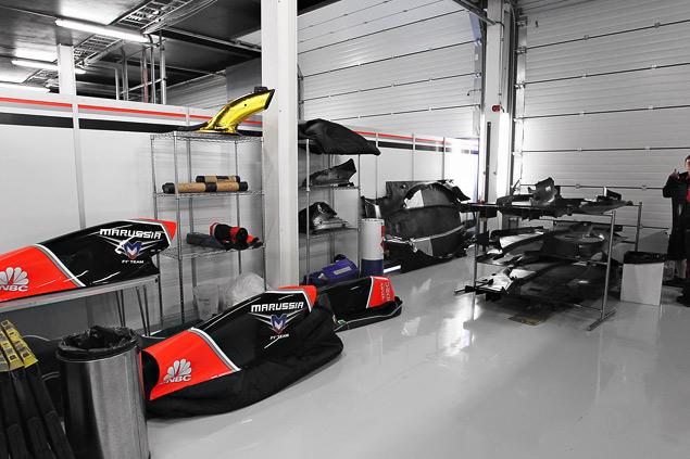 Как устроена работа команд Формулы-1 во время гонок. Фото 6