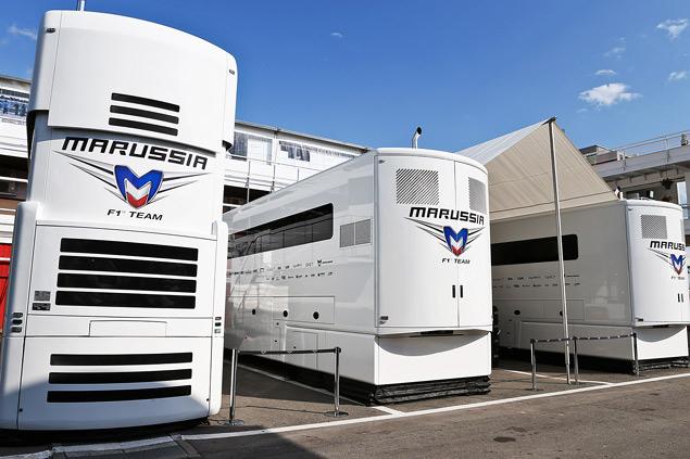Как устроена работа команд Формулы-1 во время гонок. Фото 11