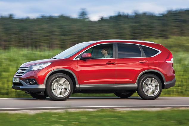 Тестируем новое поколение кроссовера Honda CR-V. Фото 6