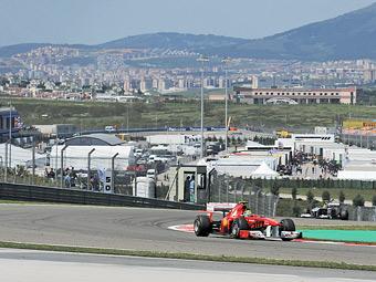 Турецкую трассу Формулы-1 сдадут в аренду на 10 лет