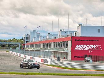 На автодроме Moscow Raceway начали проводить трек-дни