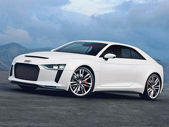 Audi возродит модель Sport quattro в виде спортивного кроссовера
