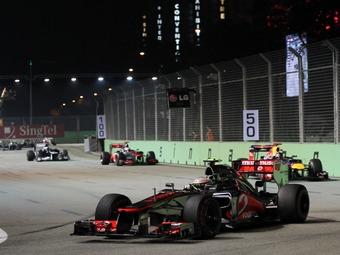 Антикрылья Red Bull и McLaren сочли нелегальными