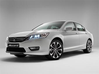 Новый седан Honda Accord получит в России мотор V6
