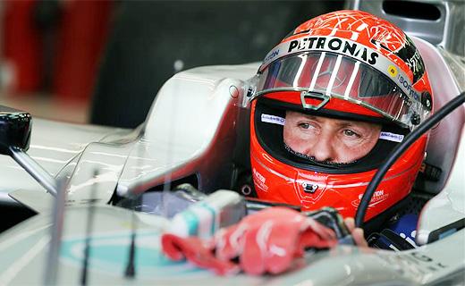 Шумахер завершит гоночную карьеру