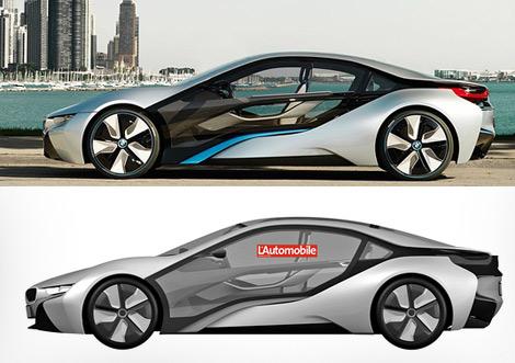 Суперкар станет длиннее прототипа и получит новый дизайн передка