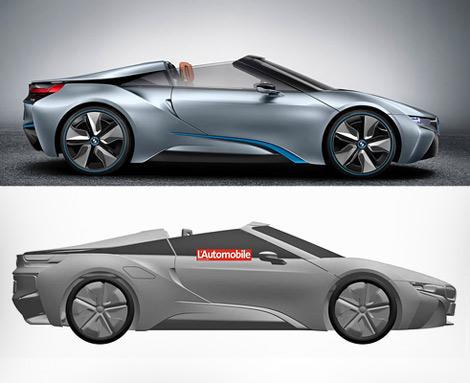 Суперкар станет длиннее прототипа и получит новый дизайн передка. Фото 1