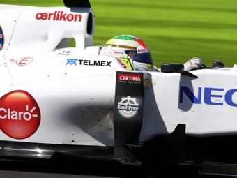 Мексиканские спонсоры останутся с Sauber несмотря на уход Переса