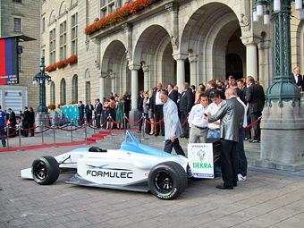 Участие в электрической Формуле-E обойдется в шесть миллионов евро