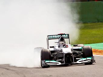 Шумахеру предложили стать испытателем шин для Формулы-1