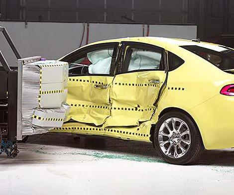 Все модели получили высшую оценку за защиту пассажиров