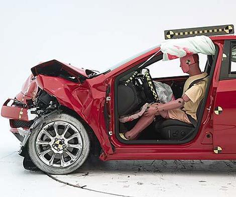 Все модели получили высшую оценку за защиту пассажиров. Фото 1