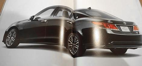 Компания готовит к выпуску модель Crown нового поколения. Фото 1