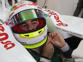 McLaren будет платить Пересу по 11 миллионов долларов в год