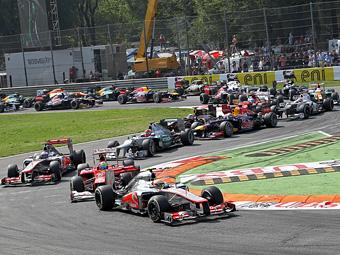 Коммерческое будущее Формулы-1 решится 23 октября