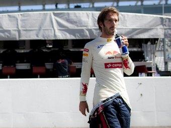Жан-Эрик Вернь потеряет три места на старте Гран-при Японии