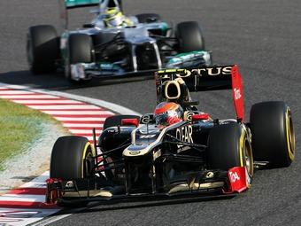"""Команда Lotus в очередной раз отложила внедрение """"двойной DRS"""""""