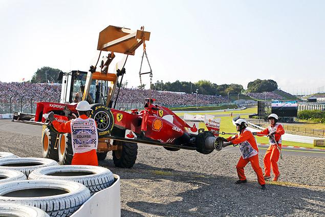 Победа Феттеля вернула интригу в чемпионат Формулы-1. Фото 2
