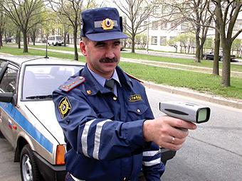 Правительство оценило превышение скорости в 50 тысяч рублей