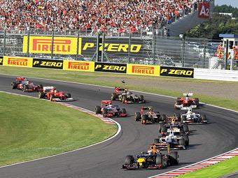 Босс команды Lotus объяснил аварию Грожана в Японии