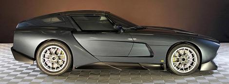 Купе с мотором Maserati выпустят ограниченным тиражом
