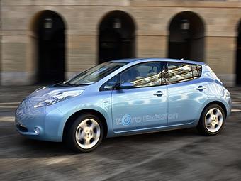 Nissan выпустит дешевый вариант электрокара Leaf