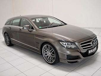 """""""Брабус"""" разработал программу тюнинга универсала Mercedes-Benz CLS"""