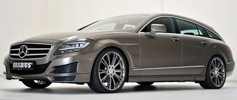 Компания подготовила для модели новый обвес кузова и программу форсировки моторов