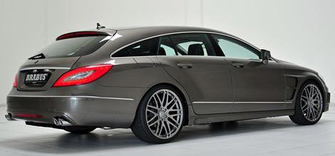 Компания подготовила для модели новый обвес кузова и программу форсировки моторов. Фото 2