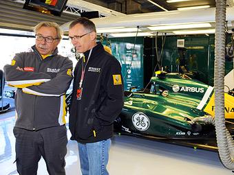 Компания Renault откажется от новых клиентов в Формуле-1
