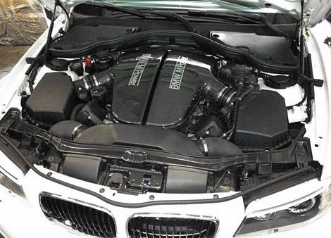 """Купе 1-Series получило 550-сильный двигатель и """"робот"""" от M5"""