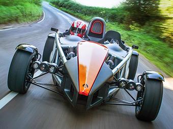 Британцы обновили спорткар Ariel Atom