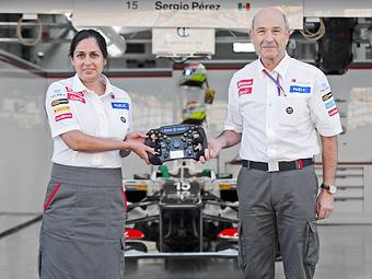 Команду Формулы-1 впервые возглавила женщина