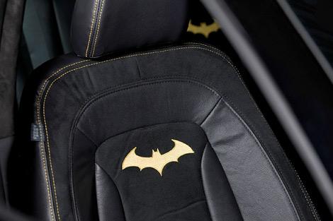 Автомобиль стал первым в посвященной супергероям спецсерии. Фото 4